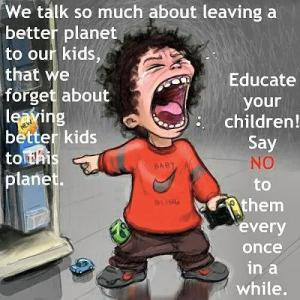 educate kids